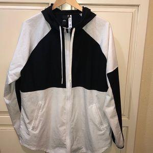 Adidas raincoat